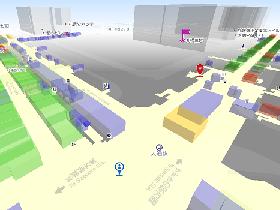 屋内地図データと「gooラボ地図API」の利活用事例